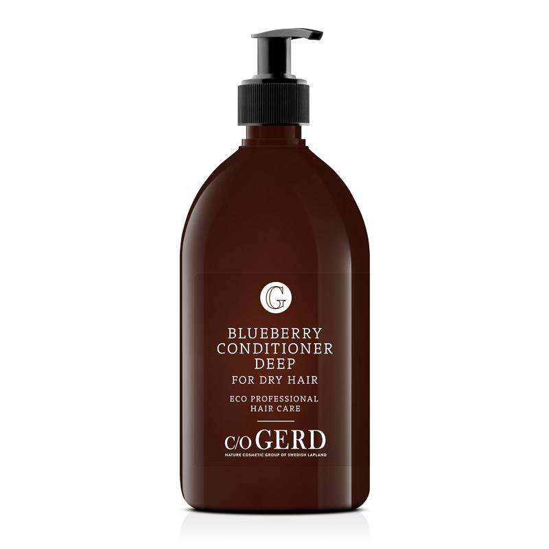 BLUEBERRY CONDITIONER DEEP 500 ML in der Gruppe Haarpflege / Conditioner & Leave in bei  Nature Cosmetic Group Of Swedish Lapland AB (104-0500)