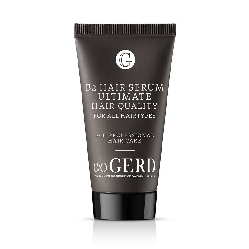B2 HAIR SERUM 30 ML  in der Gruppe Haarpflege / Conditioner & Leave in bei  Nature Cosmetic Group Of Swedish Lapland AB (105-0030)