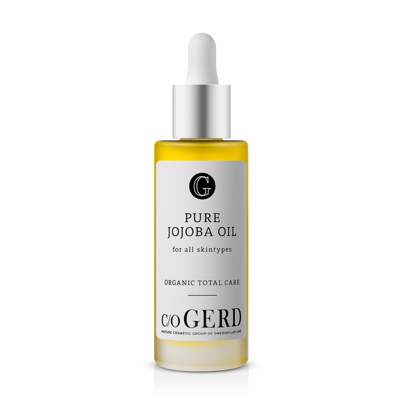 PURE JOJOBA OIL 30 ML in der Gruppe Hautpflege / Gesichtsöl bei  Nature Cosmetic Group Of Swedish Lapland AB (200-0030)