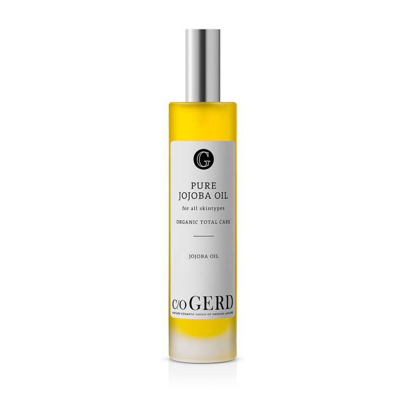 Pure Jojoba Oil 100 ML in der Gruppe Körperpflege / Mutter & Kind bei  Nature Cosmetic Group Of Swedish Lapland AB (200-0100)