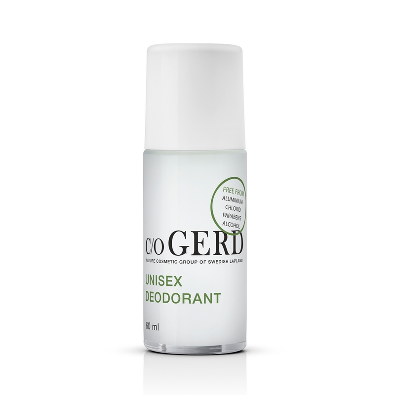 DEODORANT UNISEX 60 ML in der Gruppe Bio-Deodorant bei  Nature Cosmetic Group Of Swedish Lapland AB (306-0060)
